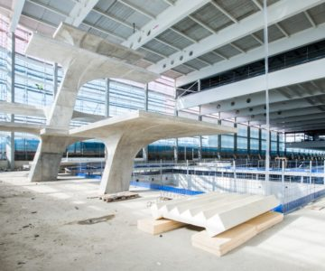 Centre sportif de Malley