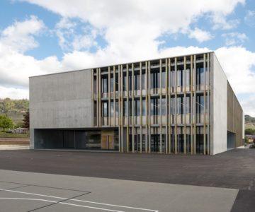 Collège du Martinet – Extension