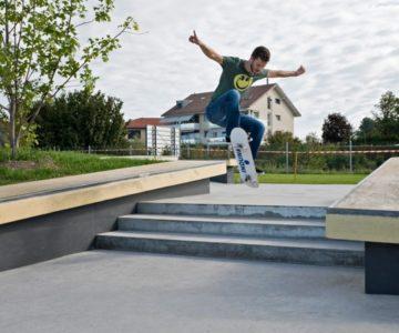 Skatepark de Cheseaux-sur-Lausanne