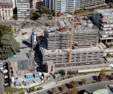 Centre Médical Universitaire – Étapes 5 & 6
