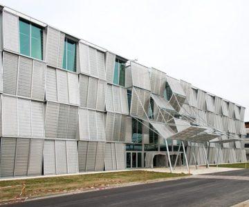 EPFL – Bâtiment ME