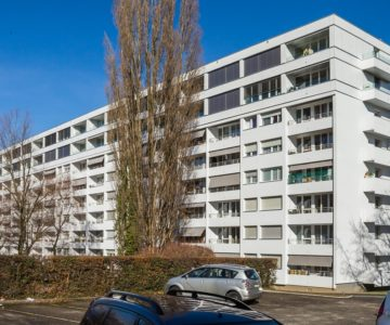 Immeuble Vernes / Vaudagne à Meyrin