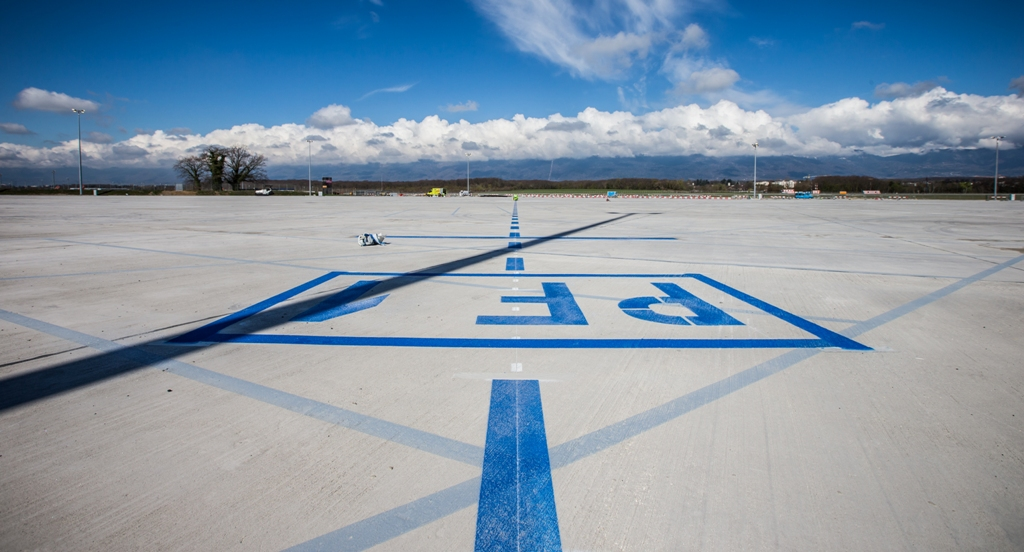 INDUNI - Parking P48 Aéroport International de Genève