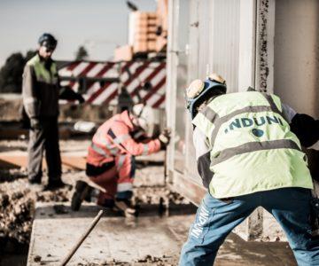 Logistique – Secteur Grues et Centrales à Béton