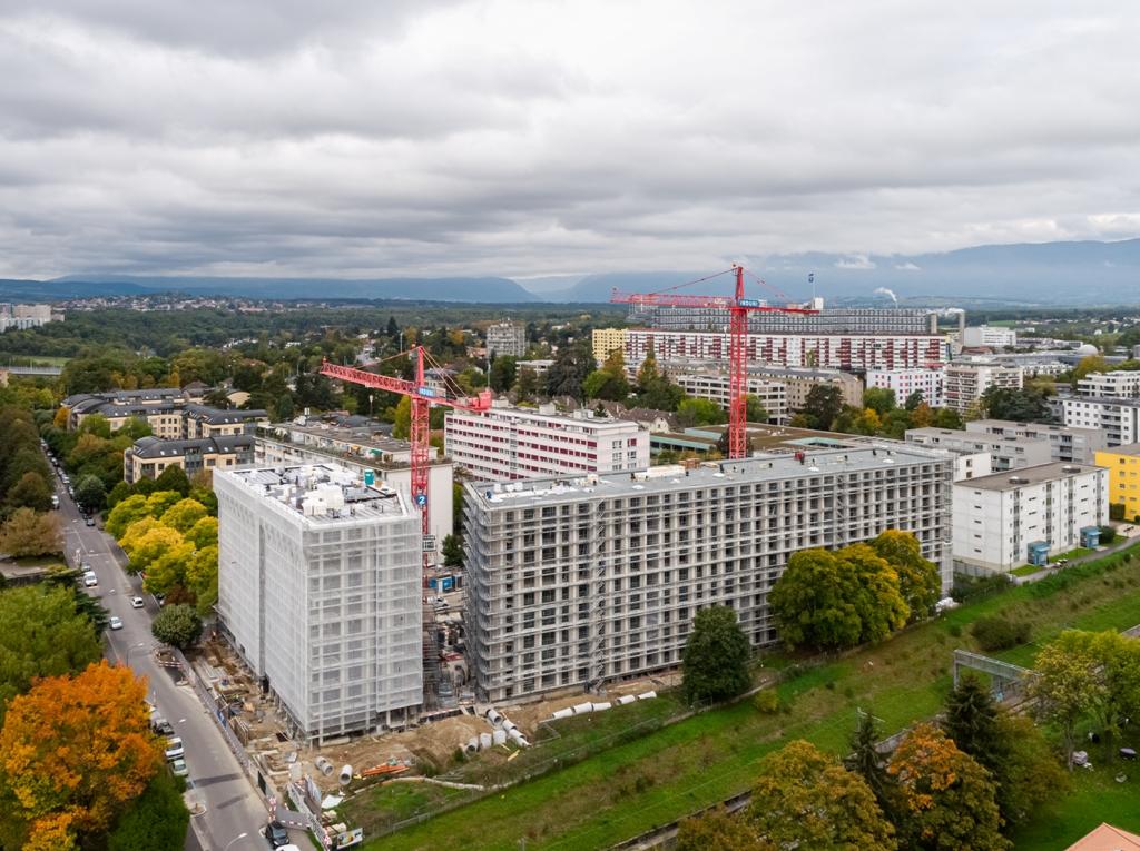 Les Ouches à Genève