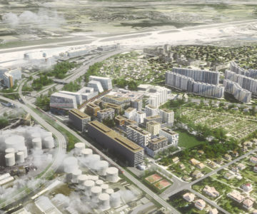 Evolution + / Quartier de l'Etang – Ilot A