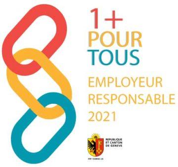 INDUNI - Label 1+ pour tous employeur 2021