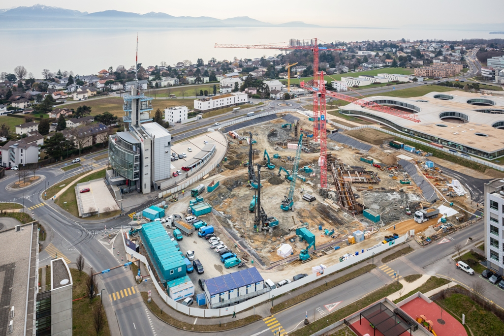 Campus RTS - EPFL